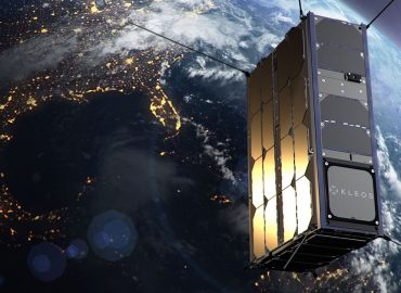 Kleos arrives in India for nanosatellites launch