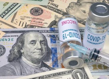 Two words… stimulus and vaccine