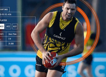 Overcoming off-field budget cuts, Catapult analytics prove essential across pro sports