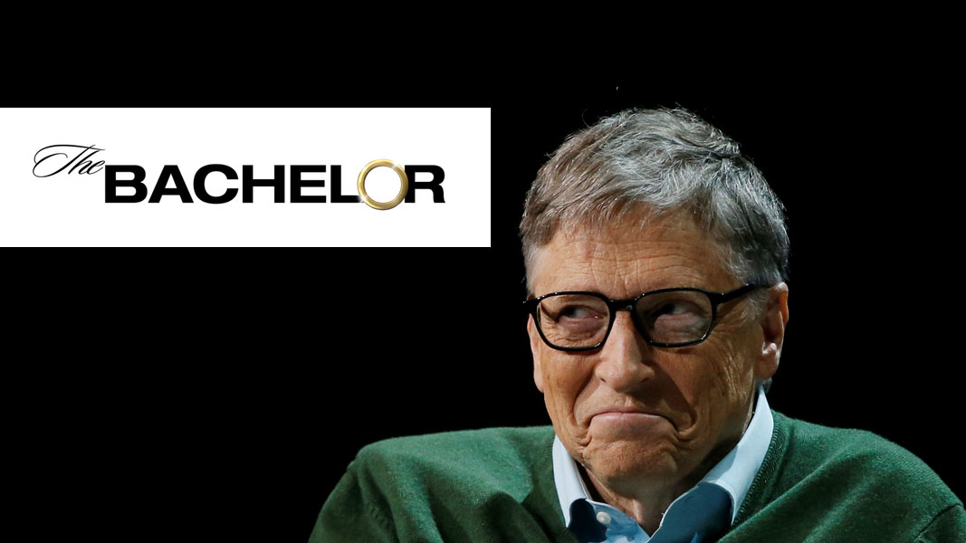 Bill Gates lined up for next season of The Bachelor