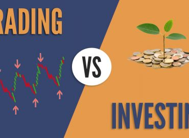 Explain Like I'm 5: Trading vs Investing