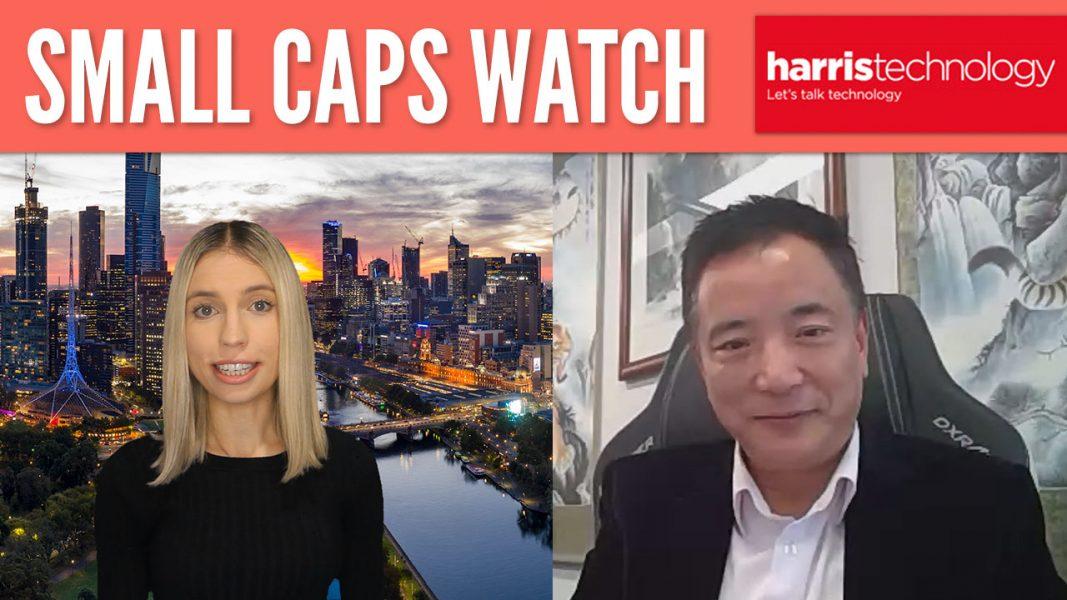 Small Caps Watch – Harris Technology CEO Garrison Huang