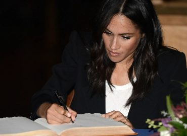 Meghan Markle gracefully withdraws from Nobel Prize consideration