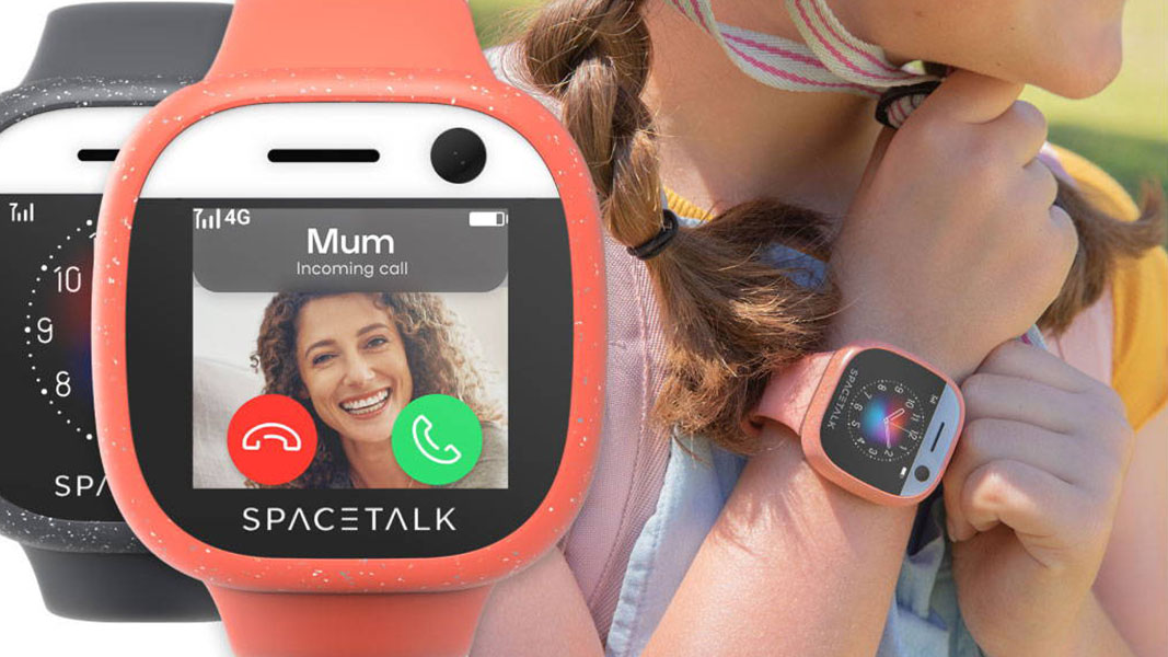 9 year old me would have really wanted Spacetalk's latest smartwatch