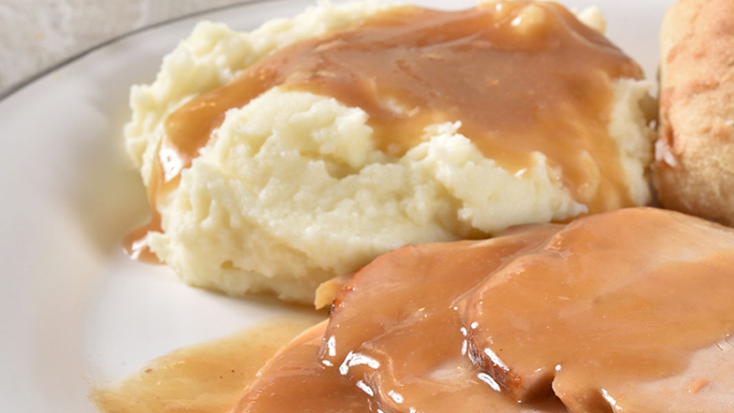 Would you like potato & gravy with that? Pure Foods Tasmania sales jump 70%