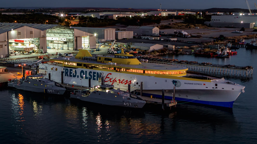 Austal – from where you'd rather be