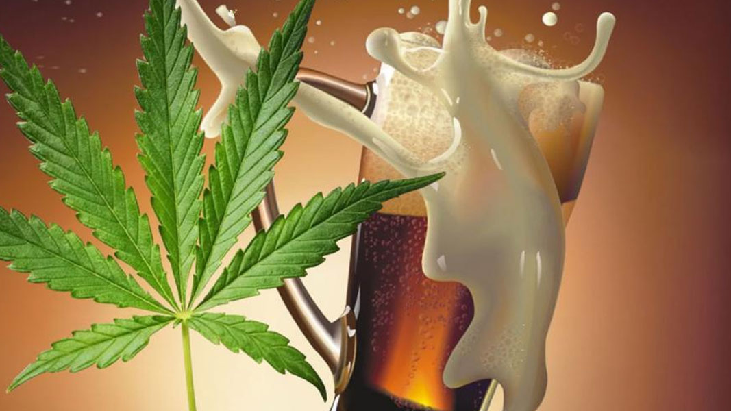 Yep, cannabis-infused beer is a thing and Althea is brewing it in Canada