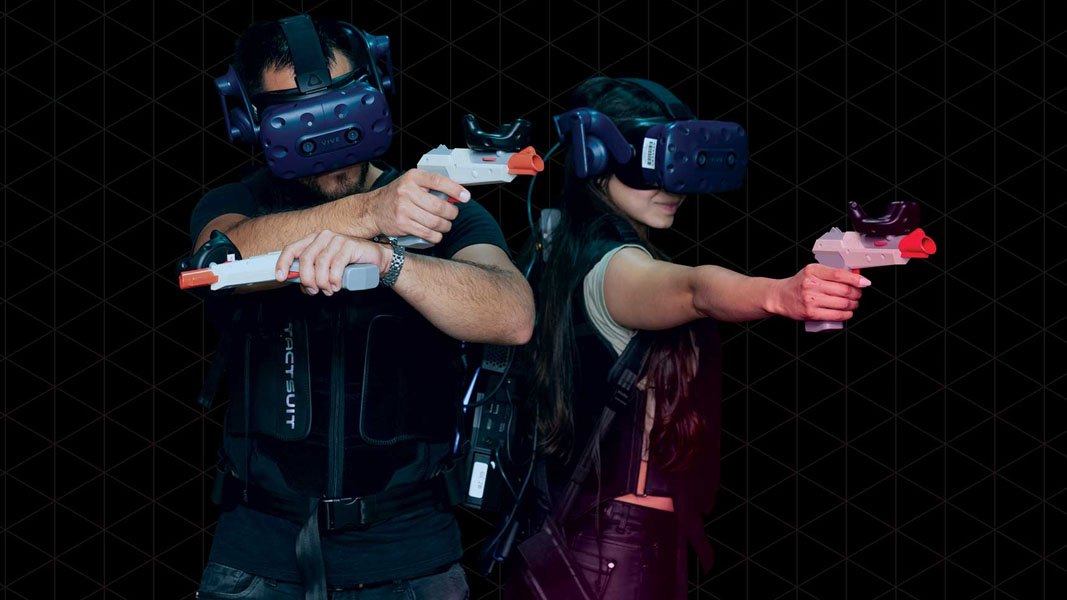 ISA to open new VR entertainment venue in busy Sydney shopping centre