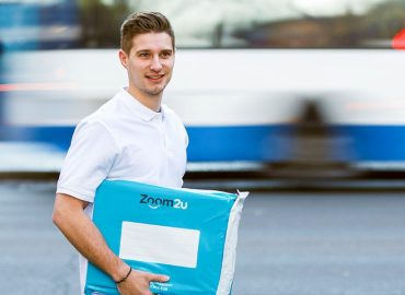 Zoom2u gathering momentum as Telstra signs on for deliveries within 2 hours