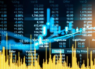 Financials lead the US higher after strong reporting